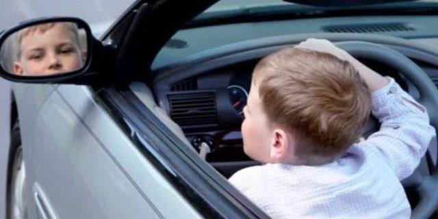 Cara Nyetir di Youtube, yang Dilakukan Bocah 8 Tahun Ini Bikin Kaget