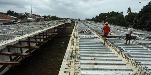 Sudah Bisa Lintasi Jembatan Cisomang