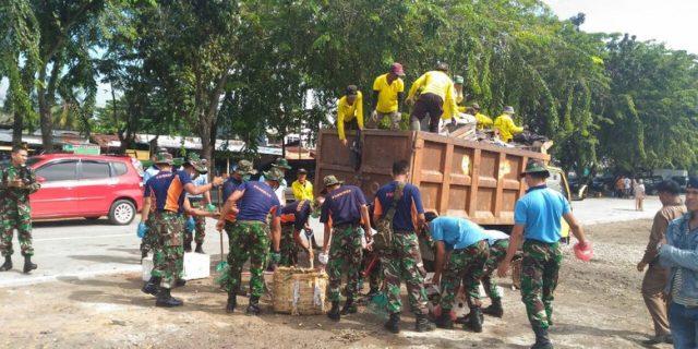 Setiap Hari PKL Pasar Pagi Arengka Bayar Rp 5.000 ke Pengelola