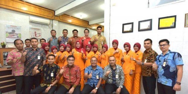 Dirut Bank Riau Kepri Beri Motivasi di Cabang