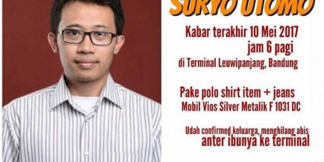 Dosen Ditemukan Tewas di Cianjur Disebut Putra Terbaik ITB