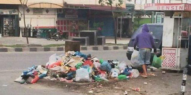 Gara-gara Isu Penculikan Anak,Pemulung Sampah di Duri Sering Dilempari Warga