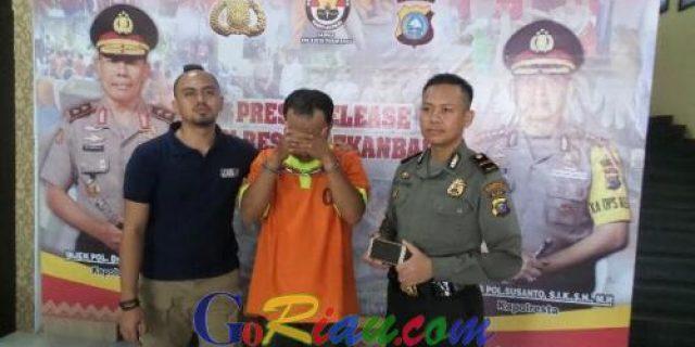Boy Ditangkap Lagi karena Masih Jadi 'Setan Jalanan' di Kota Pekanbaru untuk Hidupi 5 Anaknya