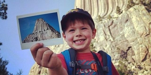 Umur 5 Tahun, Hawkeye Huey Sudah Jadi Fotografer National Geographic