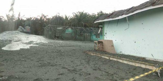Semburan Gas di Tenayan Pekanbaru, Warga Berharap Tak Seperti Lapindo