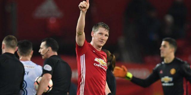 Schweinsteiger Tak Menyesalinya,Meski Alami Situasi Sulit di Man United Era Mourinho