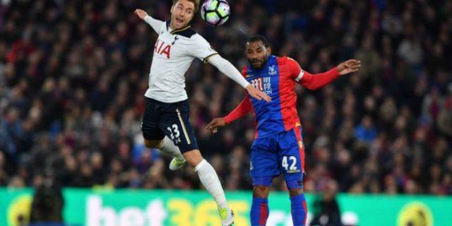 Gol Jarak Jauh Cristian Eriksen Bantu Tottenham Jaga Jarak