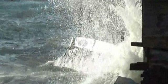 Gelombang Laut Natuna Dan Anambas Mencapai 2 Meter Waspada!