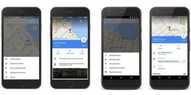 Fitur Pengingat Lokasi Parkir di Google Maps Bisa Digunakan di Indonesia