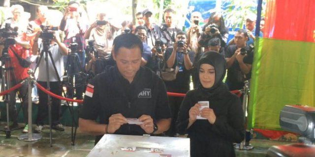 Antusias Ikuti Pemilu Kedua Dalam Hidupny