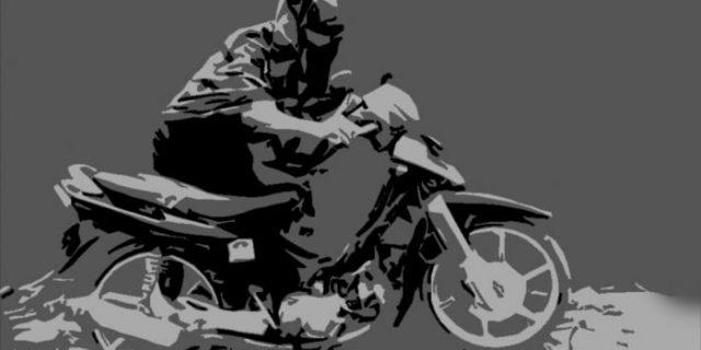 10 Unit Sepeda Motor Baru di Showroom Ini Raib Dibawa Pencuri