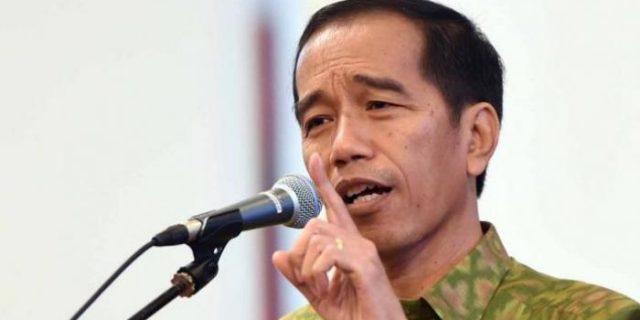 Presiden Jokowi Keluarkan Pernyataan Resmi