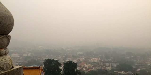 Kabut Asap Yang Terjadi Diindonesia Dapat Menguntungkan Bagi Singapura