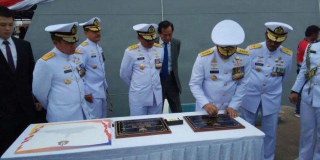 TNI AL Miliki Dua Kapal Patroli Baru