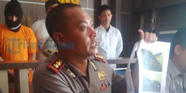 Polres Tetapkan Satu Tersangka Kasus STIKOM Tanjungpinang