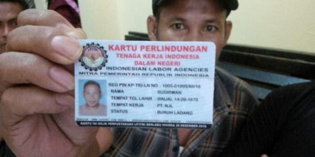 """Tawarkan Kartu """"Sakti"""", Ketua LSM Dilaporkan ke Polisi"""