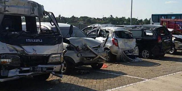 Tiap Satu Jam, 3-4 Orang Tewas Akibat Kecelakaan di Indonesia