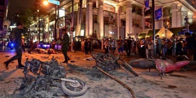 Negara Thailand Lagi-Lagi Di Bom,Ada 4 Orang Tewas