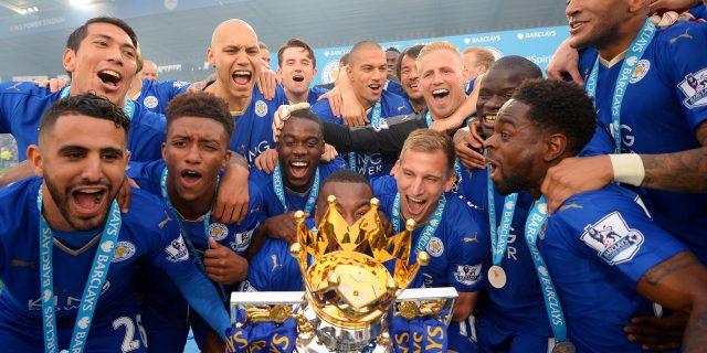 Leicester Singkirkan Derby County dari Piala FA