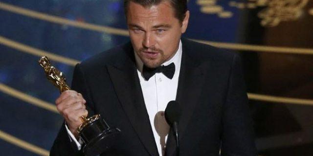 Leonardo DiCaprio & Obama Bahas Perubahan Iklim