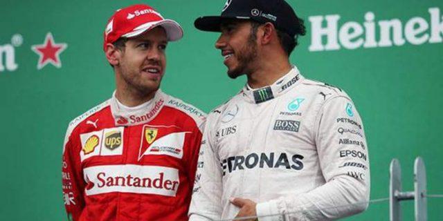 Lewis Hamilton Nyatakan Siap Bertarung Melawan Sebastian Vettel