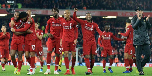 Liverpool Siap Bertarung Demi Gelar  Liga Inggris
