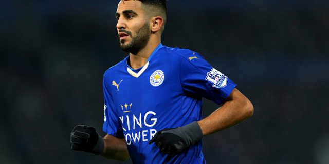 Teken Kontrak Baru, Mahrez Pastikan Tetap Di Leicester