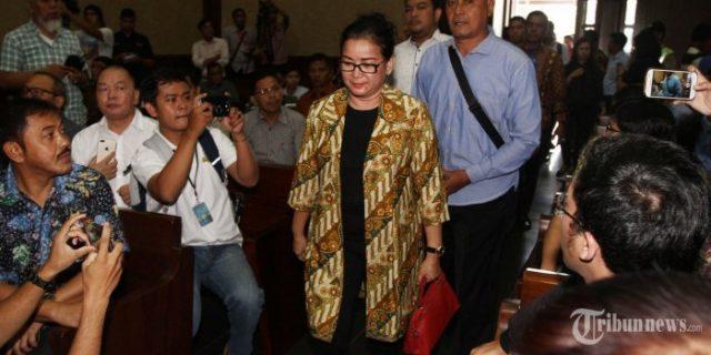 Sugiharto Mengaku Empat Kali Serahkan Uang