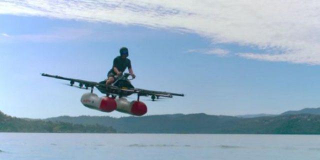 Mobil Terbang Bikinan Startup Bos Google Siap Dijual