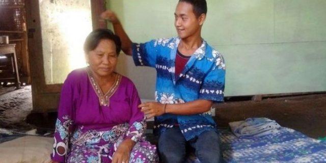 Pemuda 24 Tahun di Madiun yang Menikah dengan Nenek 67 Tahun