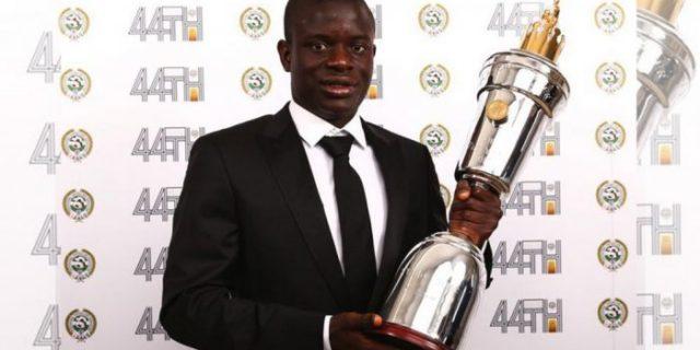 Raih Penghargaan Pemain Terbaik dari Jurnalis Bola Inggris