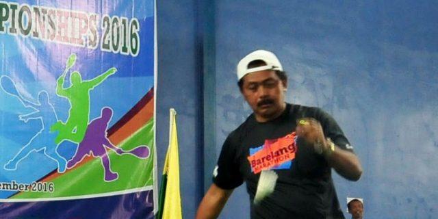 Gubernur Nurdin Iri Dengan Kediplinan Polantas di Simpang Setiap Pagi