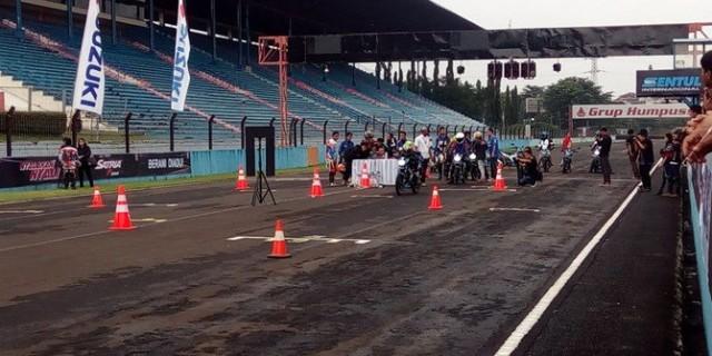 Pecah Rekor, All New Satria F150 Runtuhkan 'Tantangan 7 Detik'