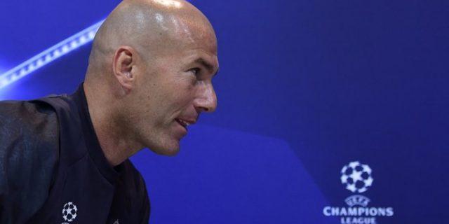 Zidane Hanya Minta Pemain Real Madrid Cetak Gol dan Menang