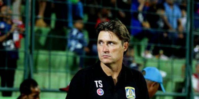 Pelatih Persiba Balikpapan Timo Scheunemann Pilih Mundur