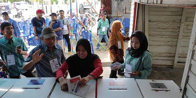 Di Riau Pemilu Ulang Dan Lanjutan Di 62 TPS