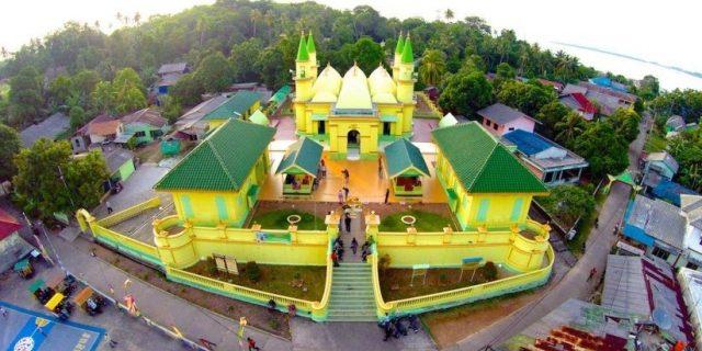 Pulau Penyengat Destinasi Wisata Baru