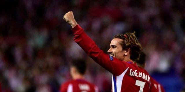 Gol Tunggal Antoine Griezmann Antar Kemenangan Atletico Madrid 1-0
