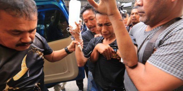 Pria Ini yang Bertugas Menjadi Algojo yang Menghabisi Nyawa Anak-anak Riyanto