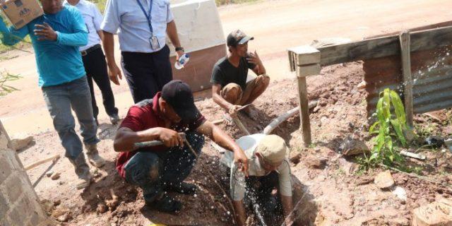 ATB Bakal Ganti Pipa Distribusi Air di Kampung