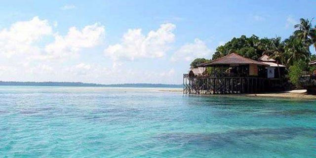 Pulau Maratua Menawarkan Banyak Pesona Keindahan Alam Bawah Lautnya
