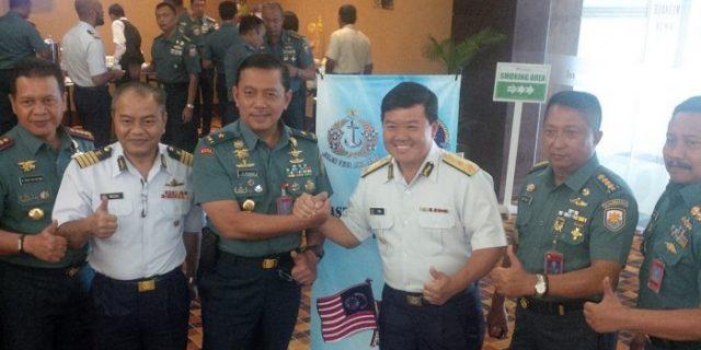 Malaysia Beri Penghargaan TNI AL