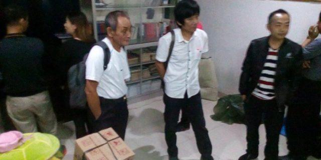 Polisi Tangkap 4 TKA Ilegal Asal Tiongkok di PT Bintang Cindai Mineral Group