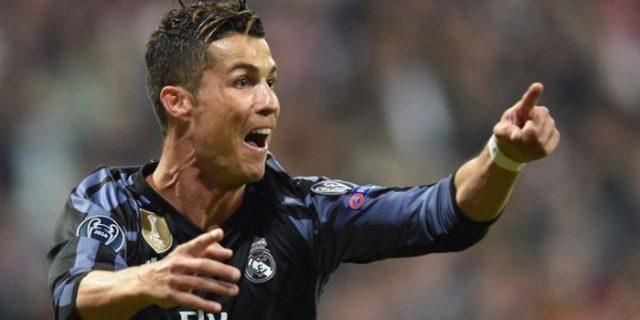 Cristiano Ronaldo Jadi Pemain Pertama yang Cetak 100 Gol di Liga Champions
