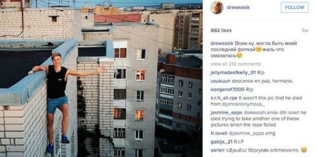 Nekat Selfie di Atas Gedung 9 Lantai, Remaja 17 Tahun Tewas