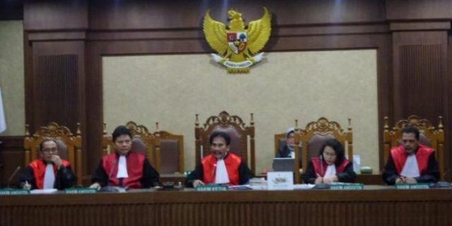 Jaksa KPK Hadirkan Ketua Konsorsium PNRI