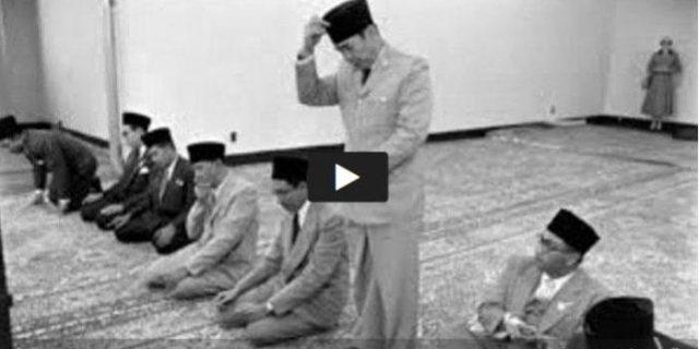 Terungkap Mistis Saat Penembakan Presiden Soekarno, Penembak Lihat Dua Bayangan