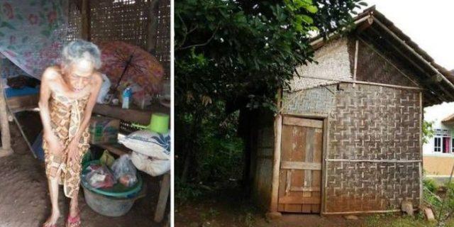 Kisah Mbah Japar Hidup Sendiri di Gubuk Selama 46 Tahun
