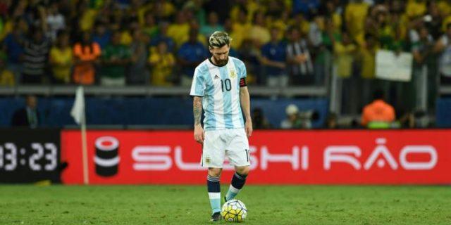FIFA Hukum Lionel Messi dengan Larangan 4 Pertandingan