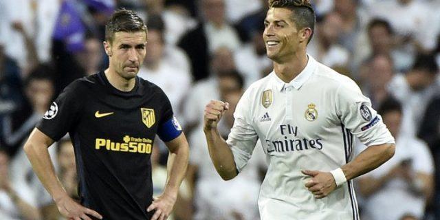 Operan Isco dan Griezmann yang Tak Sentuh Bola di Kotak Penalti Madrid